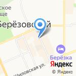 МегаФон на карте Берёзовского