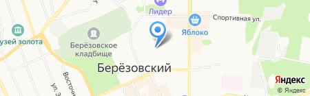ЛегоКомп на карте Берёзовского