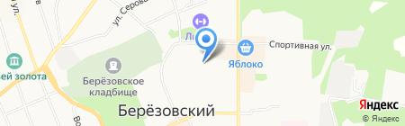 4Cars.org на карте Берёзовского