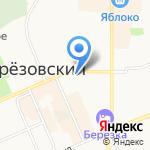 НадЕнь-ка на карте Берёзовского