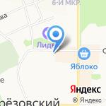 ЕВРОТРАНС на карте Берёзовского