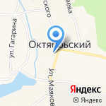 Telepay на карте Октябрьского