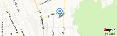 Детский сад №9 на карте Берёзовского