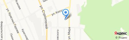 Управление образования Березовского городского округа на карте Берёзовского