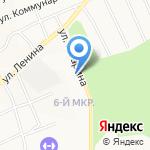 Инструмент+крепеж на карте Берёзовского