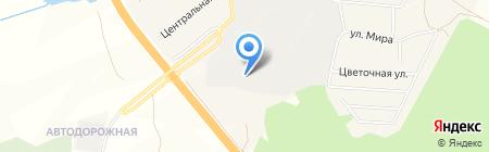 ТермоКингУрал на карте Бородулино