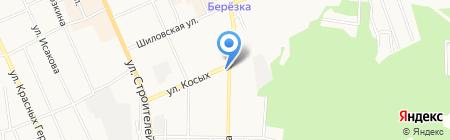 Флагманъ на карте Берёзовского