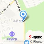 Партнер на карте Берёзовского