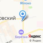 Идиллия на карте Берёзовского