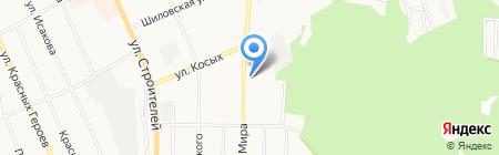 АМстрой на карте Берёзовского
