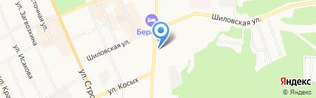 Мебель-Эконом на карте Берёзовского