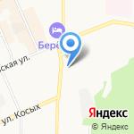 ФОНБЕТ на карте Берёзовского
