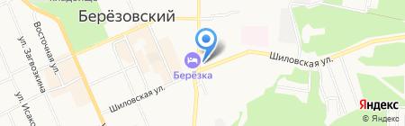 Оптика на карте Берёзовского