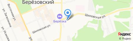 Орто-Практика на карте Берёзовского