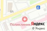 Схема проезда до компании Детская поликлиника №1 в Берёзовском