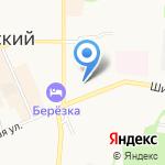 Березовская стоматологическая поликлиника на карте Берёзовского