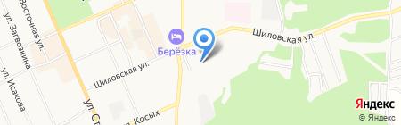 ГАРАНТ-ПЛЮС на карте Берёзовского