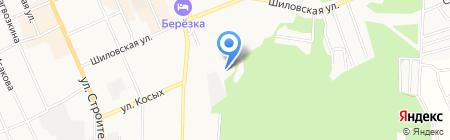 Клиника Института Мозга на карте Берёзовского