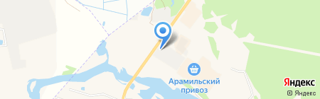 СПК УРАЛЭЛЕКТРО на карте Арамиля