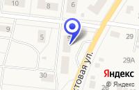 Схема проезда до компании ФИРМА МАСТЕРКОВ в Сысерте