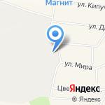СПК-Стоун на карте Октябрьского