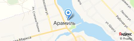 Ремонт-экспресс на карте Арамиля