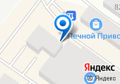 Крымский Дворик на карте