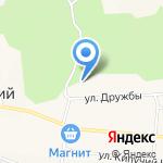 Автосервис грузовых автомобилей на карте Октябрьского