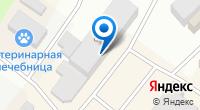 Компания Обои и напольные покрытия на карте