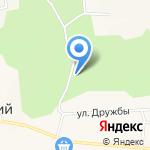 Отделение общей врачебной практики на карте Октябрьского