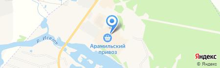 Торговая компания на карте Арамиля