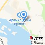 Магазин электротоваров на карте Арамиля