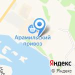 АлюПласт-ЕК на карте Арамиля
