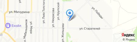 Новая земля на карте Берёзовского