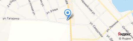 Средняя общеобразовательная школа №1 на карте Арамиля