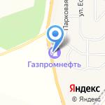 Газпромнефть-Урал на карте Арамиля