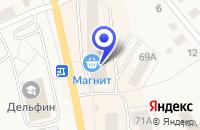 Схема проезда до компании МАГАЗИН N 102 ПРОМТОВАРЫ в Арамиле