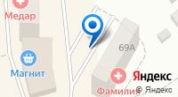 Компания КАПКАН на карте