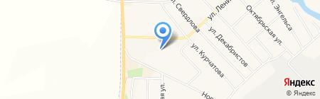 Арамильская центральная городская библиотека на карте Арамиля
