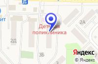 Схема проезда до компании АПТЕЧНАЯ СЕТЬ РАДУГА в Арамиле