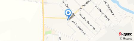 Почтовое отделение №3 на карте Арамиля