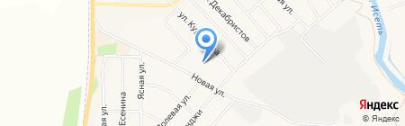 Нуга Бест на карте Арамиля