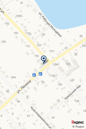 МАГАЗИН ДАРИС на карте Арамиля
