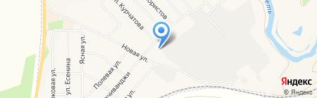 Арамильский учебно-технический центр агропромышленного комплекса на карте Арамиля