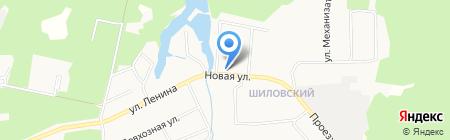Магазин товаров для дома на карте Старопышминска