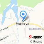 Магазин товаров для дома на карте Берёзовского