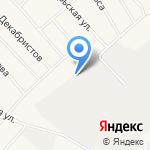 Уральская слобода на карте Арамиля