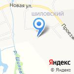 Рябина-парк на карте Берёзовского