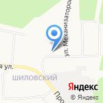 Детский сад №27 на карте Берёзовского
