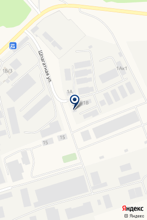 АРАМИЛЬСКИЙ РЭС (УЧАСТОК СЫСЕРТСКОГО РЭС) на карте Арамиля
